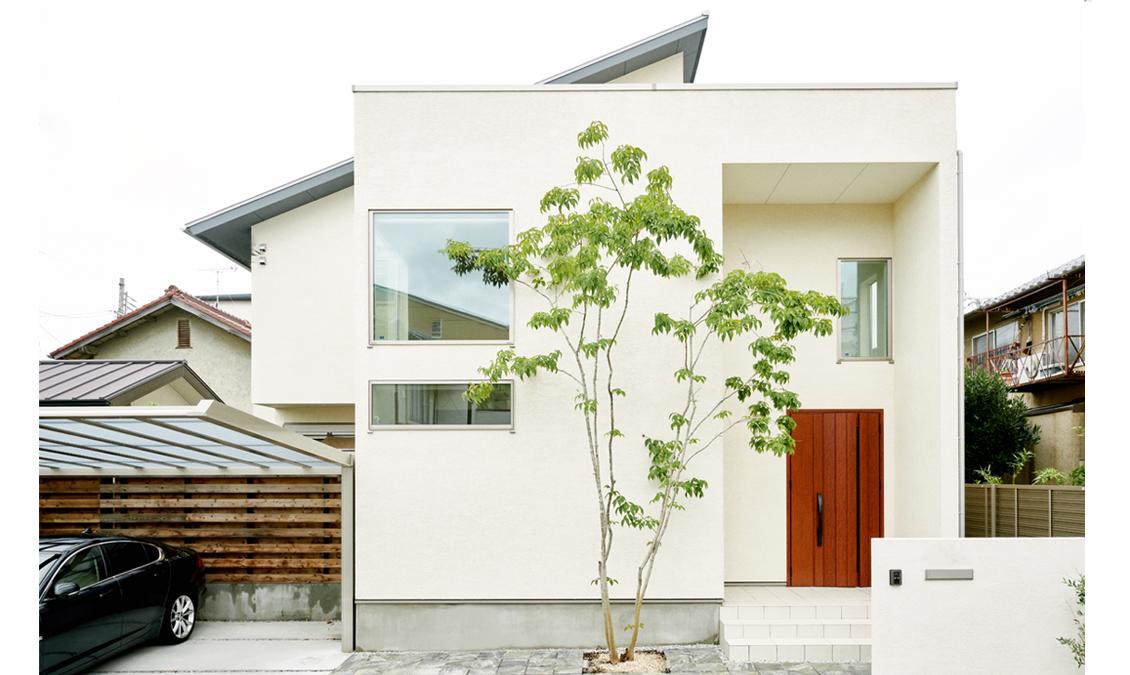 京都北区の家