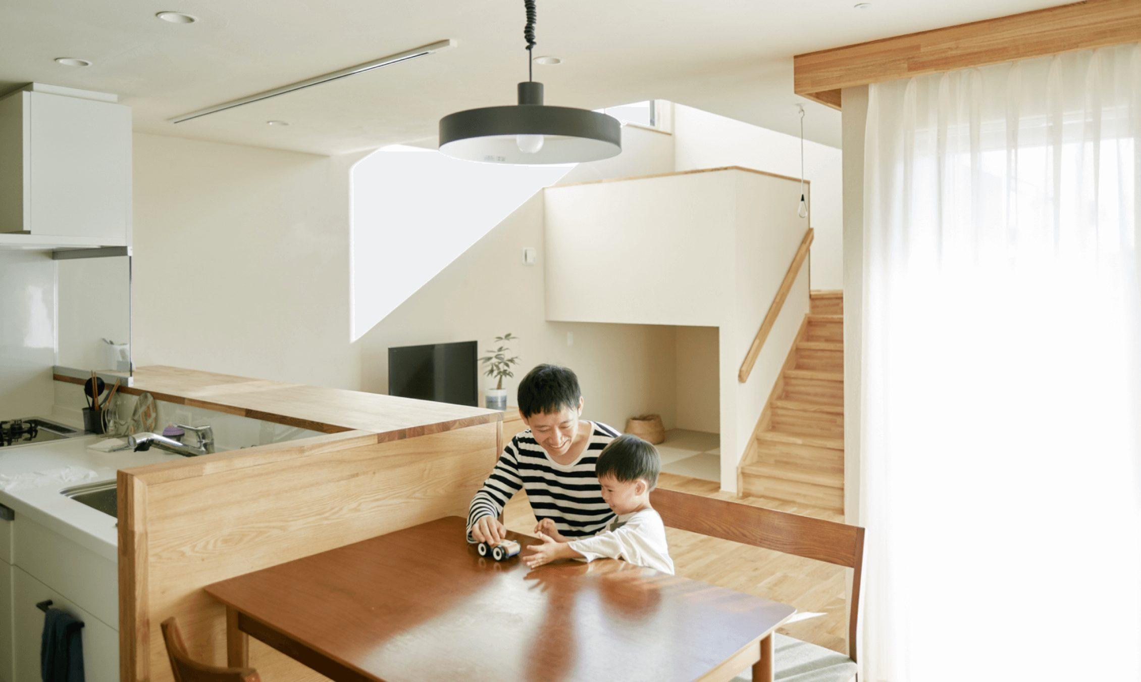 下阪本の家